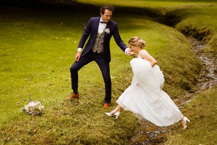 Bruidsfotograaf - bruidsfoto
