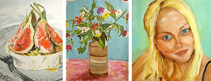 Cursussen schilderen in Wageningen