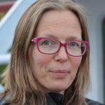 Hatha yoga docent Marloes van der Kamp