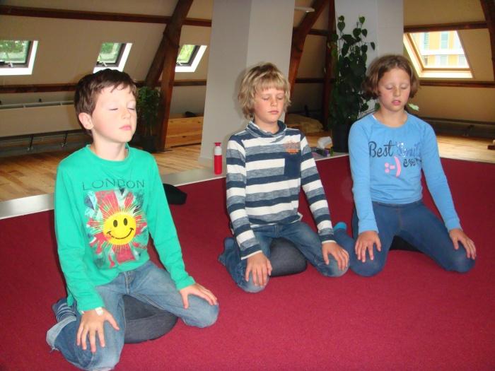 mindfulness cursus kinderen