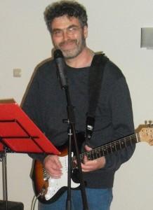 solo op elektrische gitaar