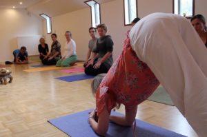 Klassieke Hatha yoga cursus Wageningen